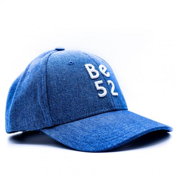 Šiltovka BE52 Jeans Cap blue