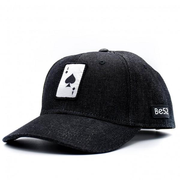 Šiltovka BE52 Ace Jeans black