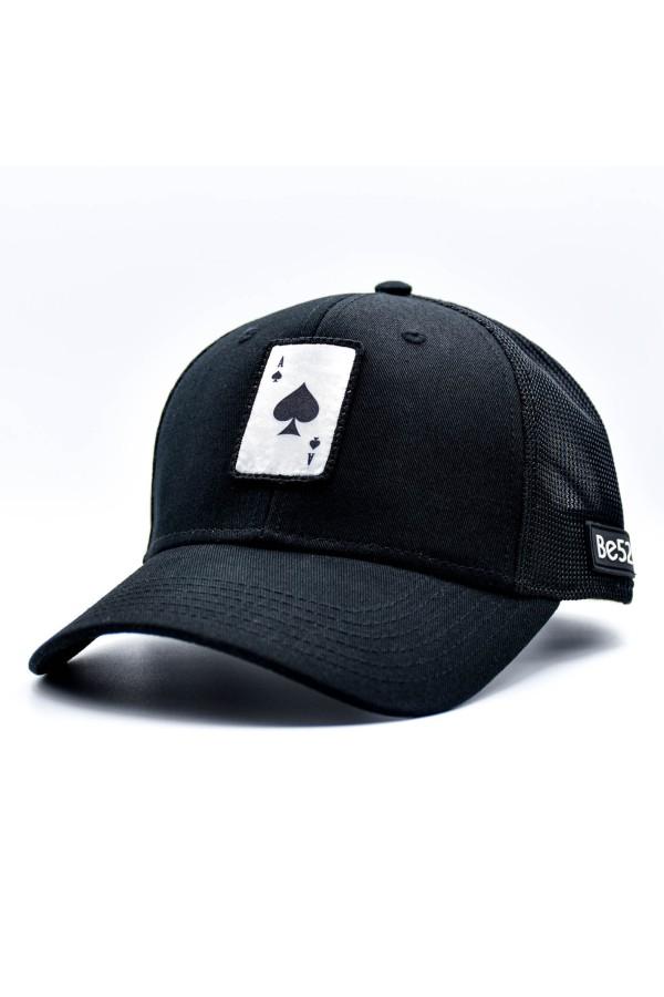 Šiltovka BE52 Ace Cap black