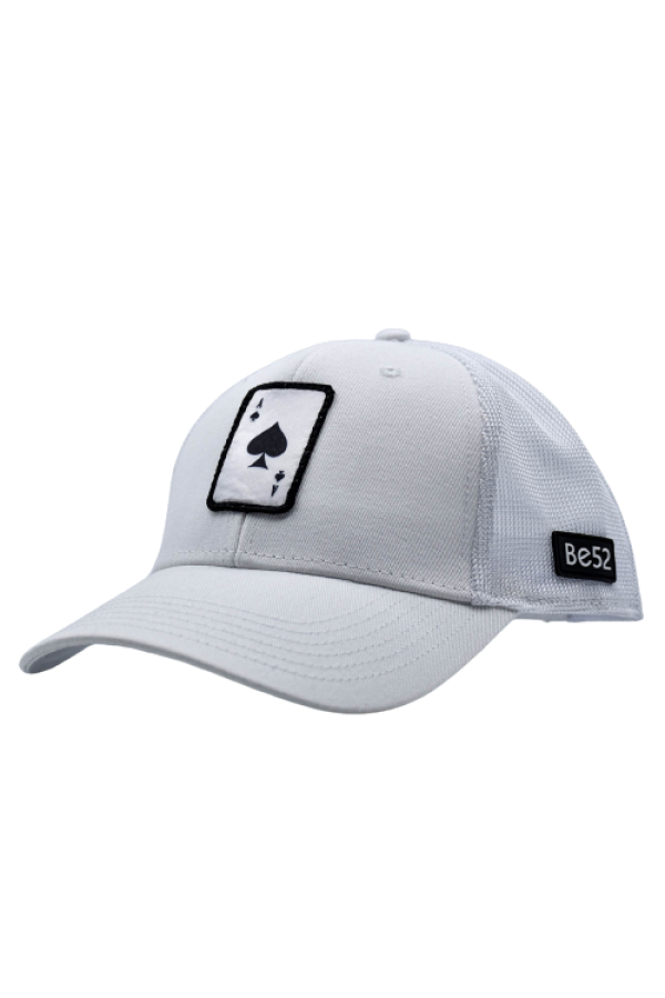 Šiltovka BE52 Ace Cap white