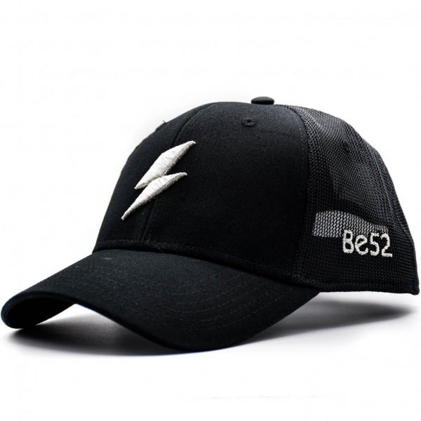 Šiltovka BE52 Bolt black