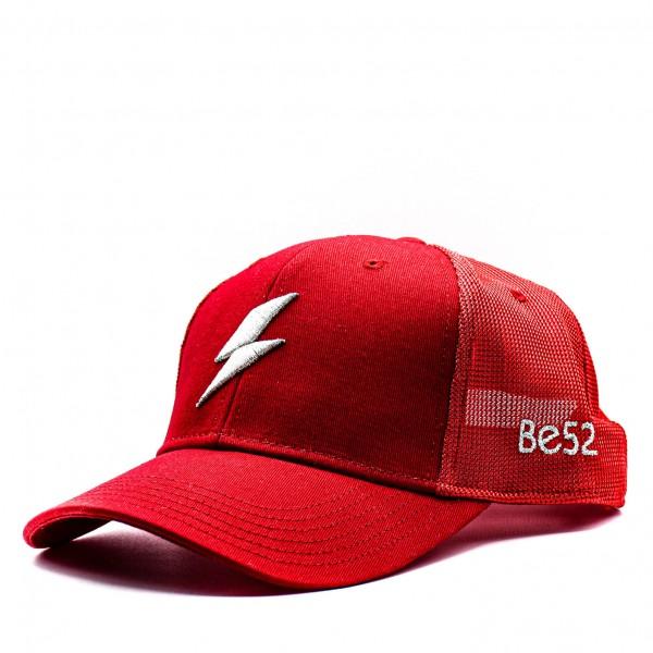 Šiltovka BE52 Bolt red