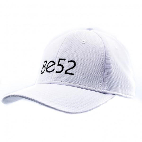 Šiltovka BE52 Diablo white