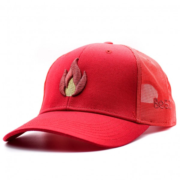 Šiltovka BE52 Flame Cap red