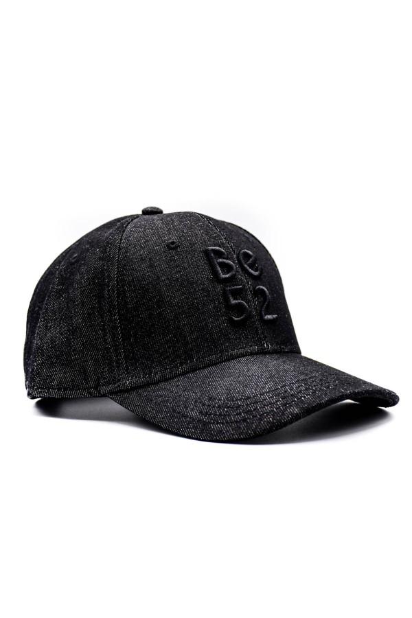 Šiltovka BE52 Jeans Cap black