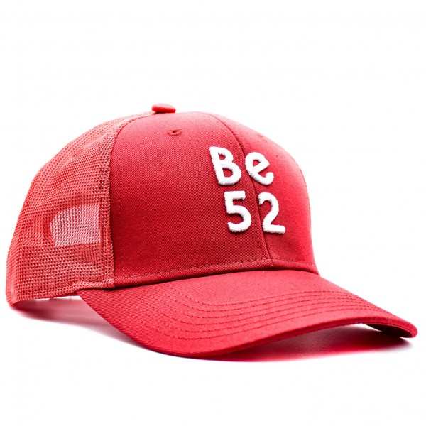 Šiltovka BE52 Screwdriver red