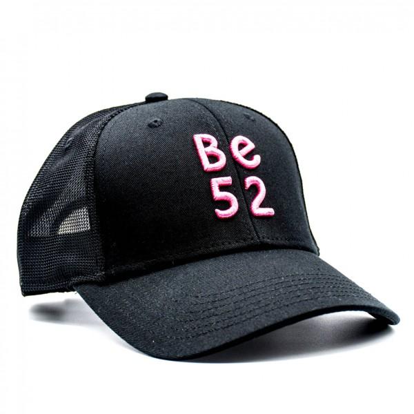 Šiltovka BE52 Stinger black/pink