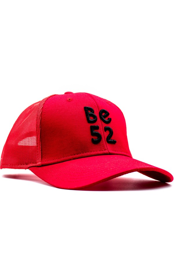 Šiltovka BE52 Stinger red