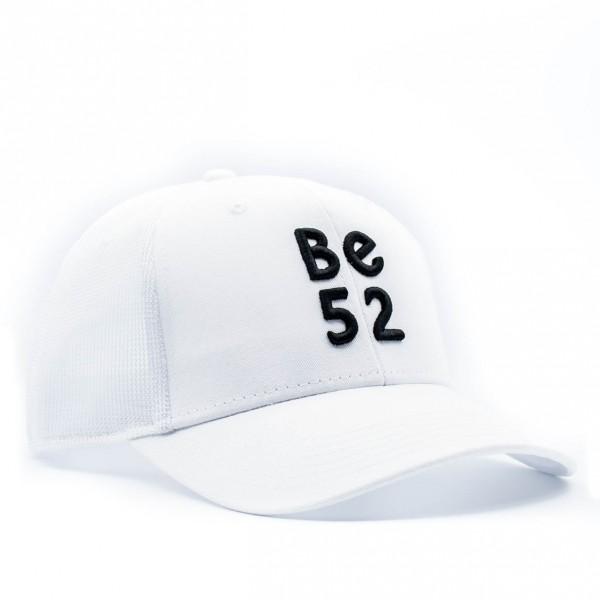 Šiltovka BE52 Stinger white