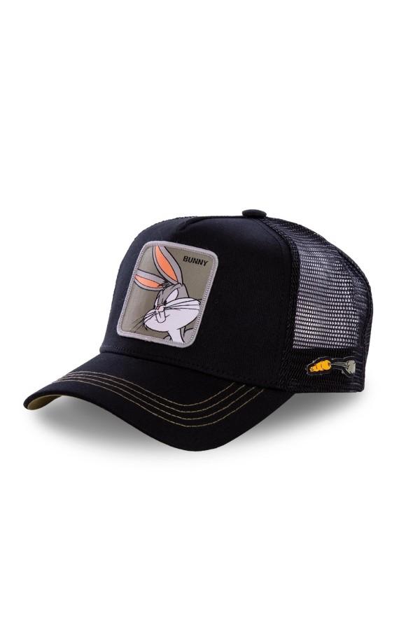 Šiltovka CAPSLAB Looney Tunes Bugs Bunny black