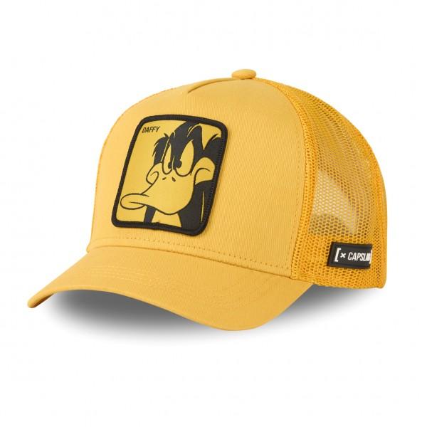 Šiltovka CAPSLAB Looney Tunes Daffy Duck yellow