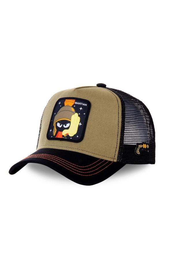Šiltovka CAPSLAB Looney Tunes Martian brown