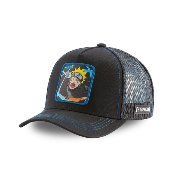 Šiltovka CAPSLAB Naruto black/blue