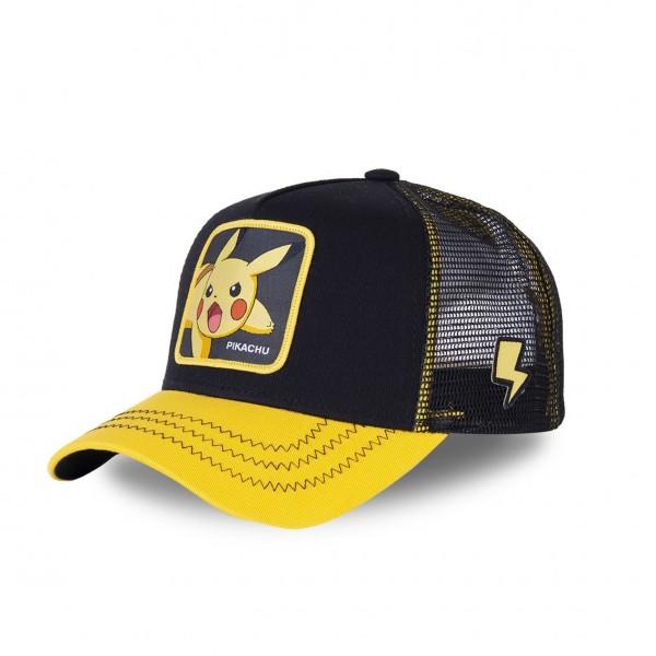 Šiltovka CAPSLAB Pokemon black