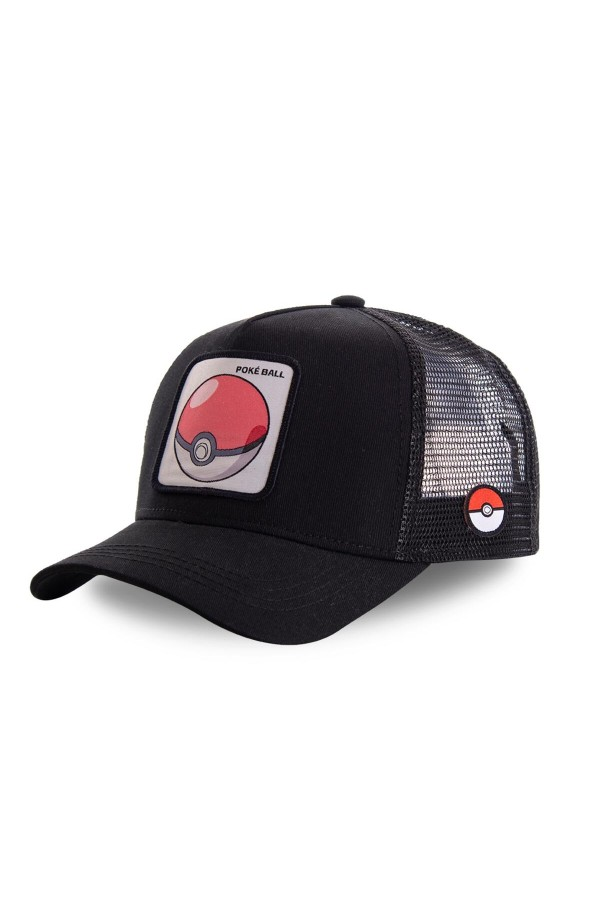 Šiltovka CAPSLAB Pokemon Pokeball