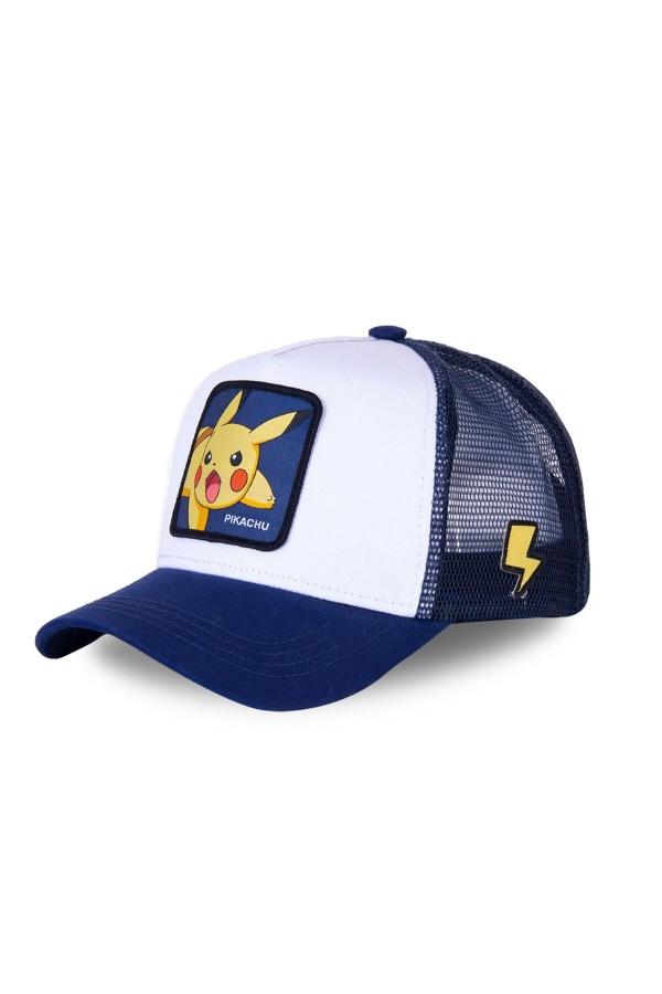 Šiltovka CAPSLAB Pokemon white/blue