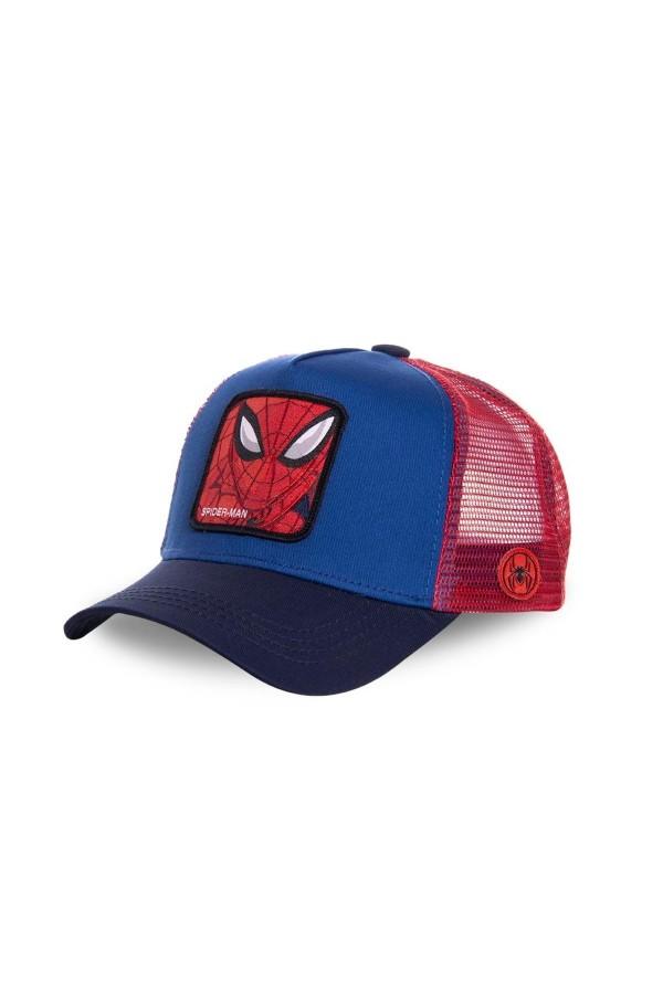 Šiltovka CAPSLAB Marvel Spiderman blue