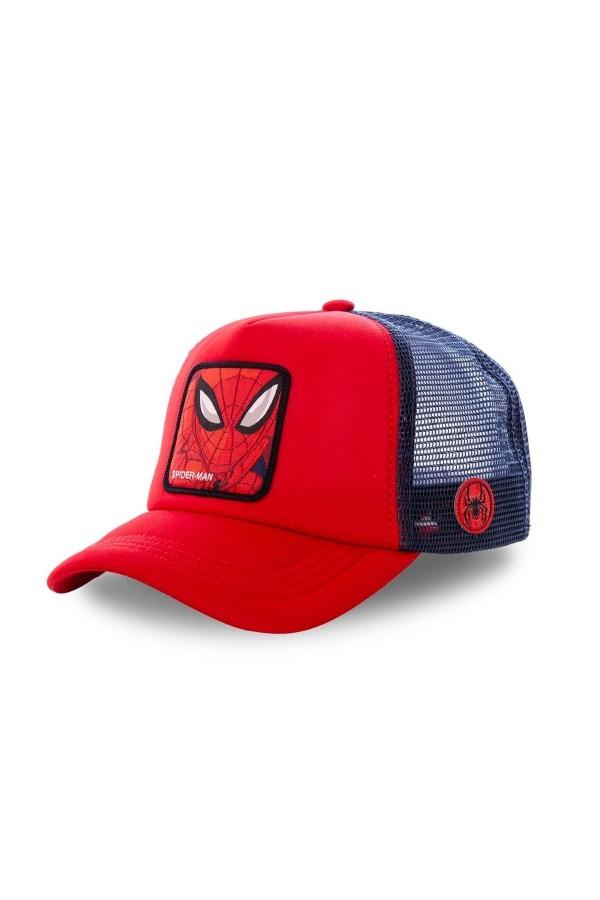 Šiltovka CAPSLAB Marvel Spiderman red
