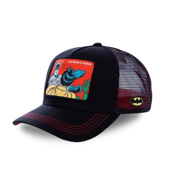 Šiltovka CAPSLAB Dc comics Batman vs Robin
