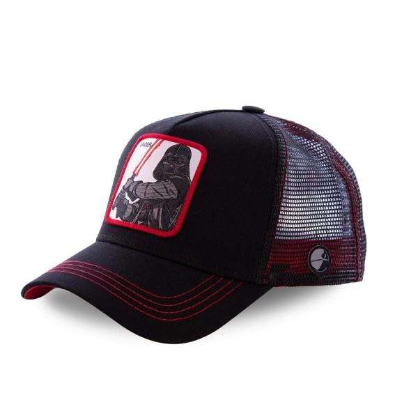 Šiltovka CAPSLAB Star Wars Dart Vader black