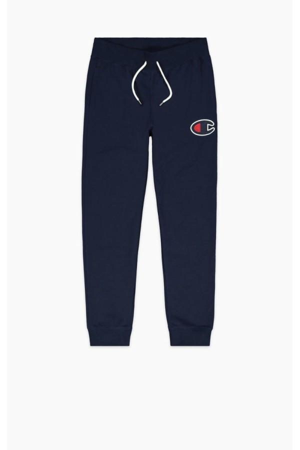 Tepláky CHAMPION Rochester C-logo Pants navy