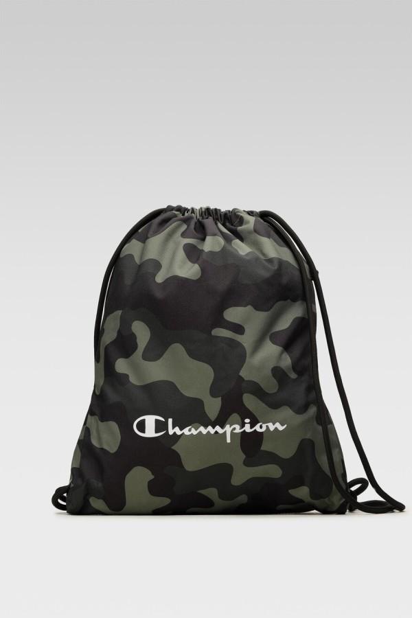 Batoh CHAMPION Script Logo Gymsack 15l camo