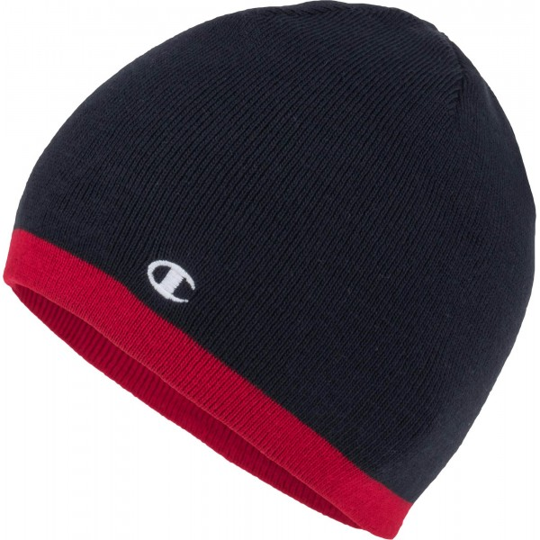 Zimná čiapka CHAMPION Reversible Beanie red