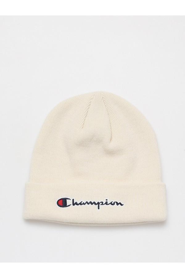 Zimná čiapka CHAMPION Beanie white