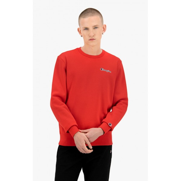 Mikina CHAMPION Rochester Small Logo red