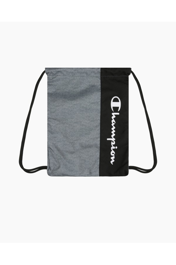 Batoh CHAMPION Gymsack 15l grey/black