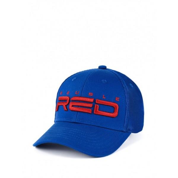 Šiltovka DOUBLE RED Airtech Mesh blue