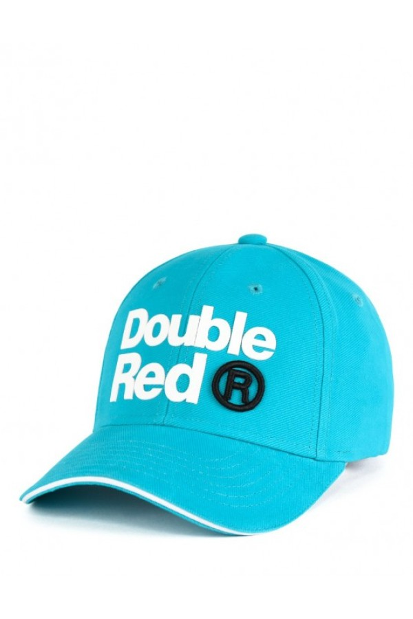 Šiltovka DOUBLE RED Trademark turquoise