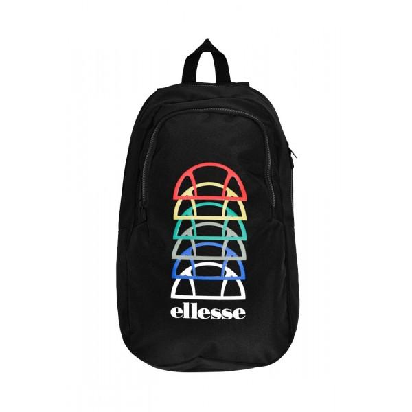 Batoh ELLESSE Tromia Backpack black