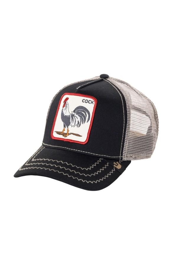 Šiltovka GOORIN BROS. All American Rooster black