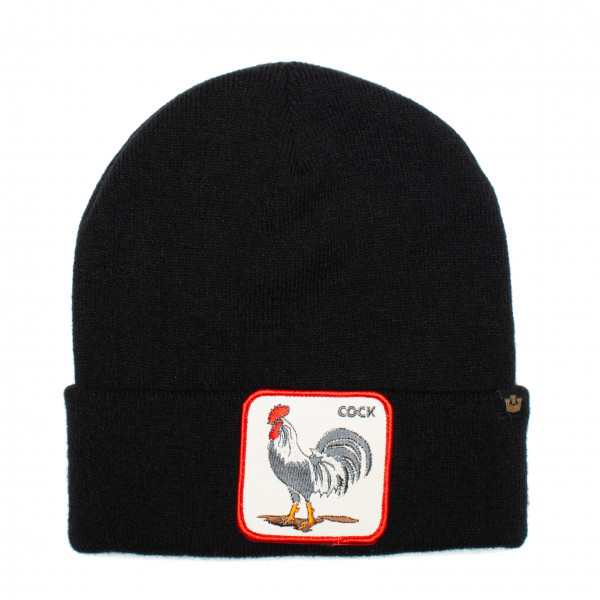 Zimná čiapka GOORIN BROS. Cock black