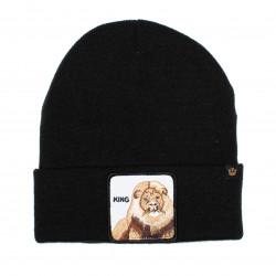 Zimná čiapka GOORIN BROS. Lion black