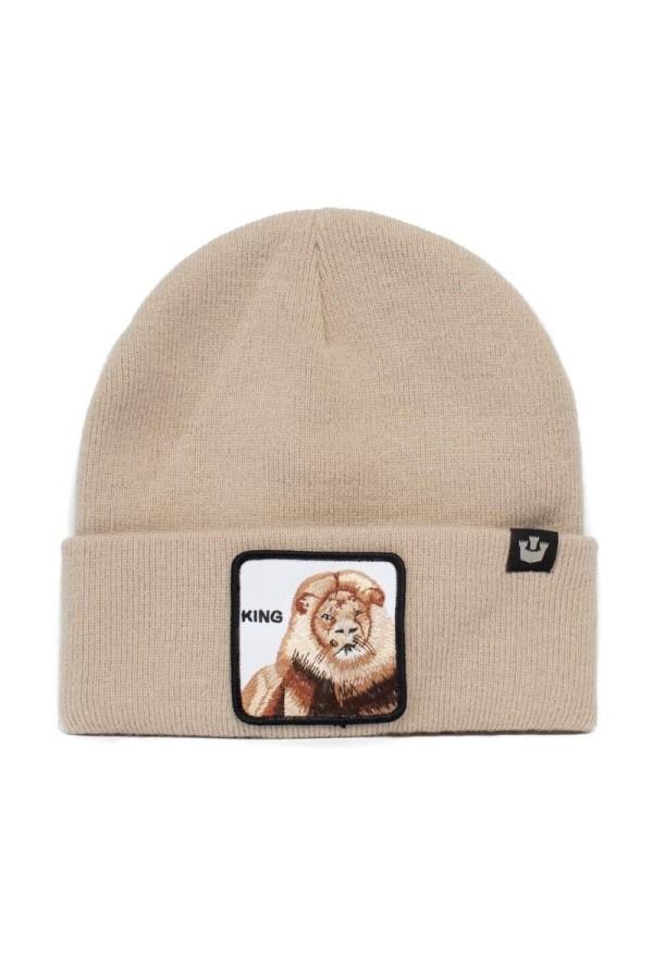 Zimná čiapka GOORIN BROS. Lion beige
