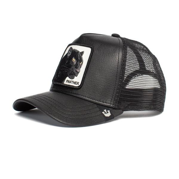 Šiltovka GOORIN BROS. Panther Leather black