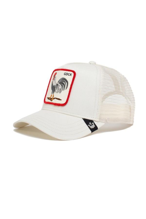 Šiltovka GOORIN BROS. All American Rooster white