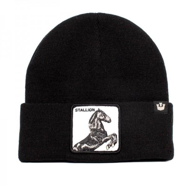 Zimná čiapka GOORIN BROS. Stallion black