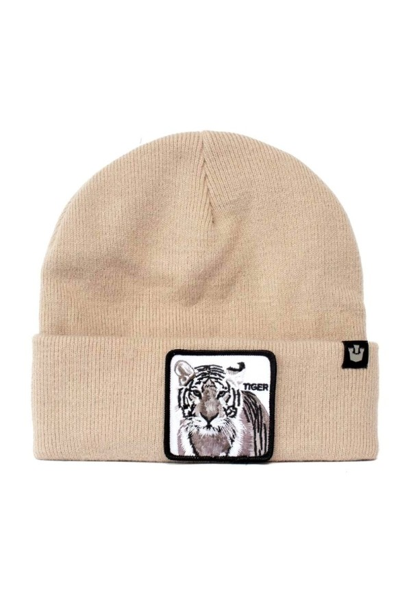 Zimná čiapka GOORIN BROS. Tiger beige