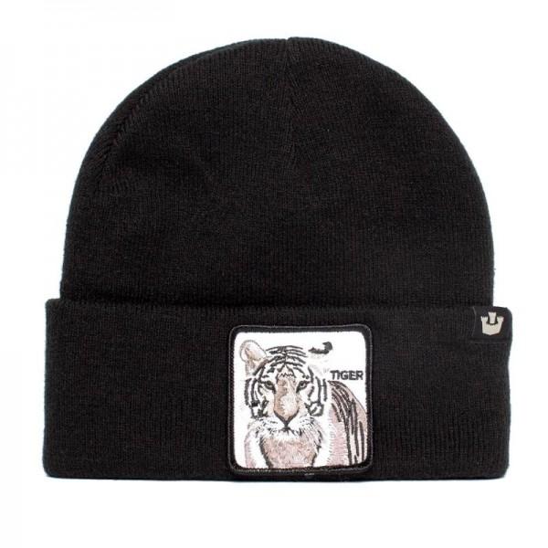 Zimná čiapka GOORIN BROS. Tiger black