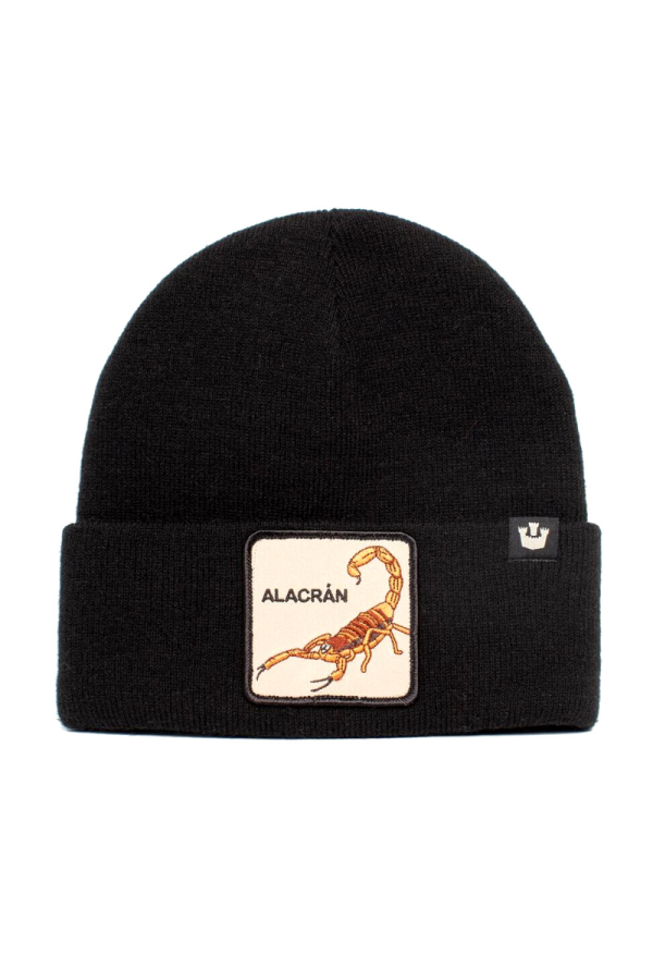 Zimná čiapka GOORIN BROS. Alacran black