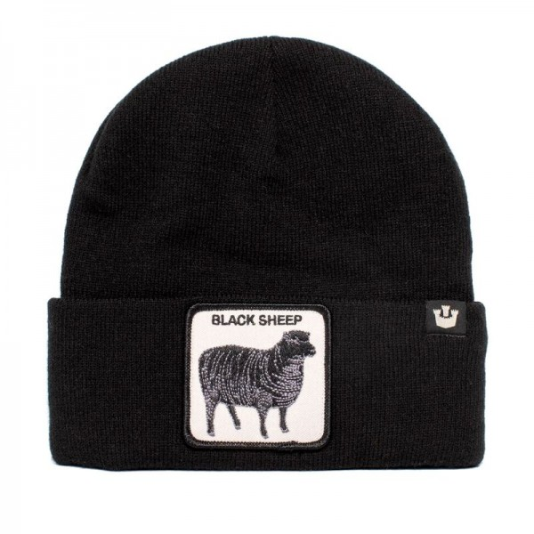 Zimná čiapka GOORIN BROS. Sheep black