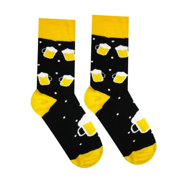 Ponožky HESTY Socks Pivko