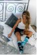 Ponožky HESTY Socks Békačik