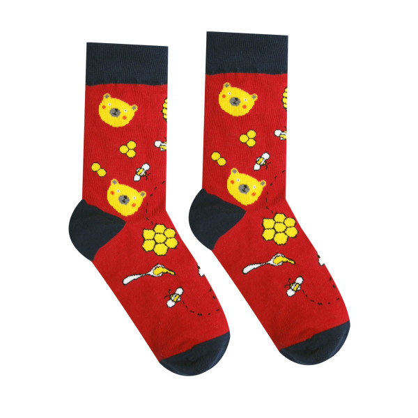 Ponožky HESTY Socks Méďa