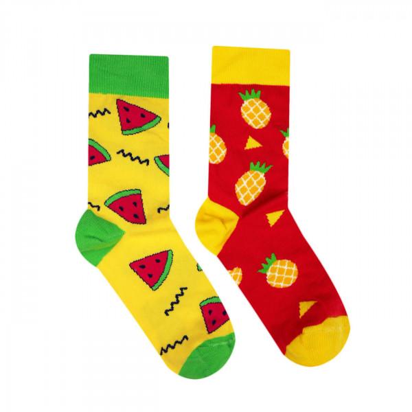 Ponožky HESTY Socks Melón a ananás