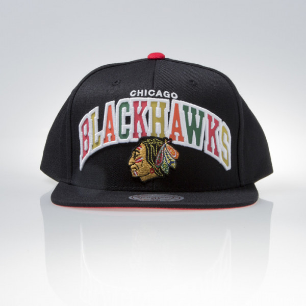 Šiltovka Mitchell & Ness NHL Chicago Blackhawks