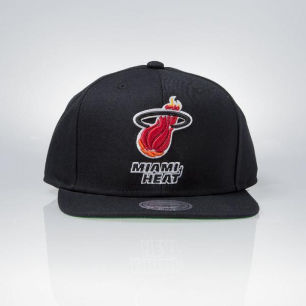 Šiltovka Mitchell & Ness NBA Miami Heat